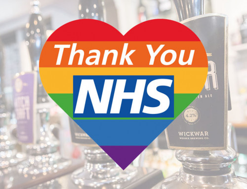 £2,000 RAISED FOR THE NHS!